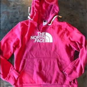 Women's north face hoodie
